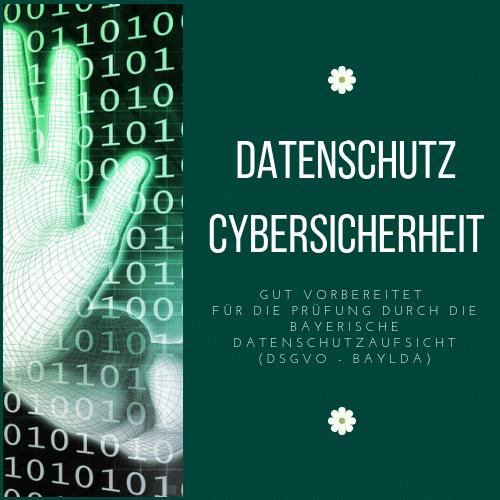 Datenschutz Cybersicherheit