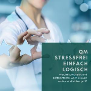 QM STRESSFREI EINFACH LOGISCH